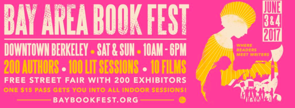 Meet With Authors Alliance at the Bay Area Book Festival!