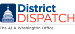 ALA District Dispatch Logo
