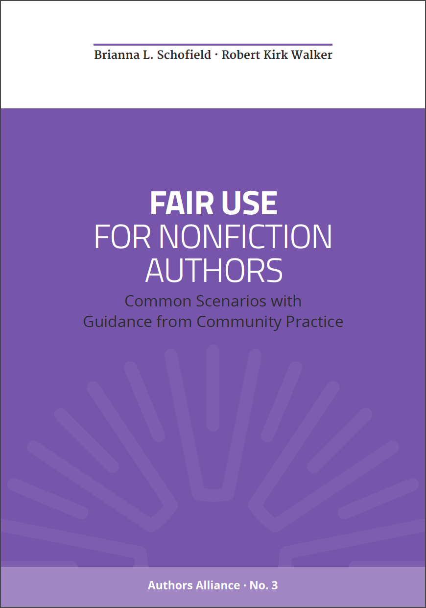 Demystifying Fair Use: Our New Guide, FAQs, and More!