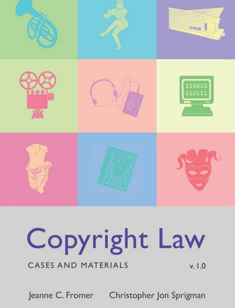 Summer Reading List: New Books on Intellectual Property and Copyright