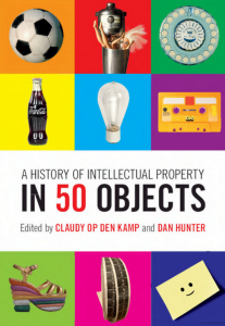 Cover of the History of IP in 50 Objects