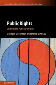 Cover of Public Rights