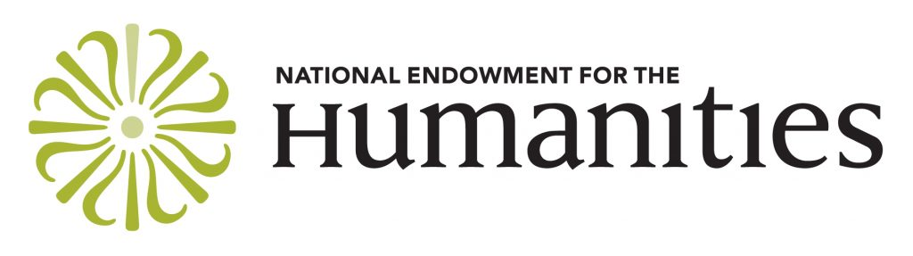 Green and black National Endowment for the Humanities logo