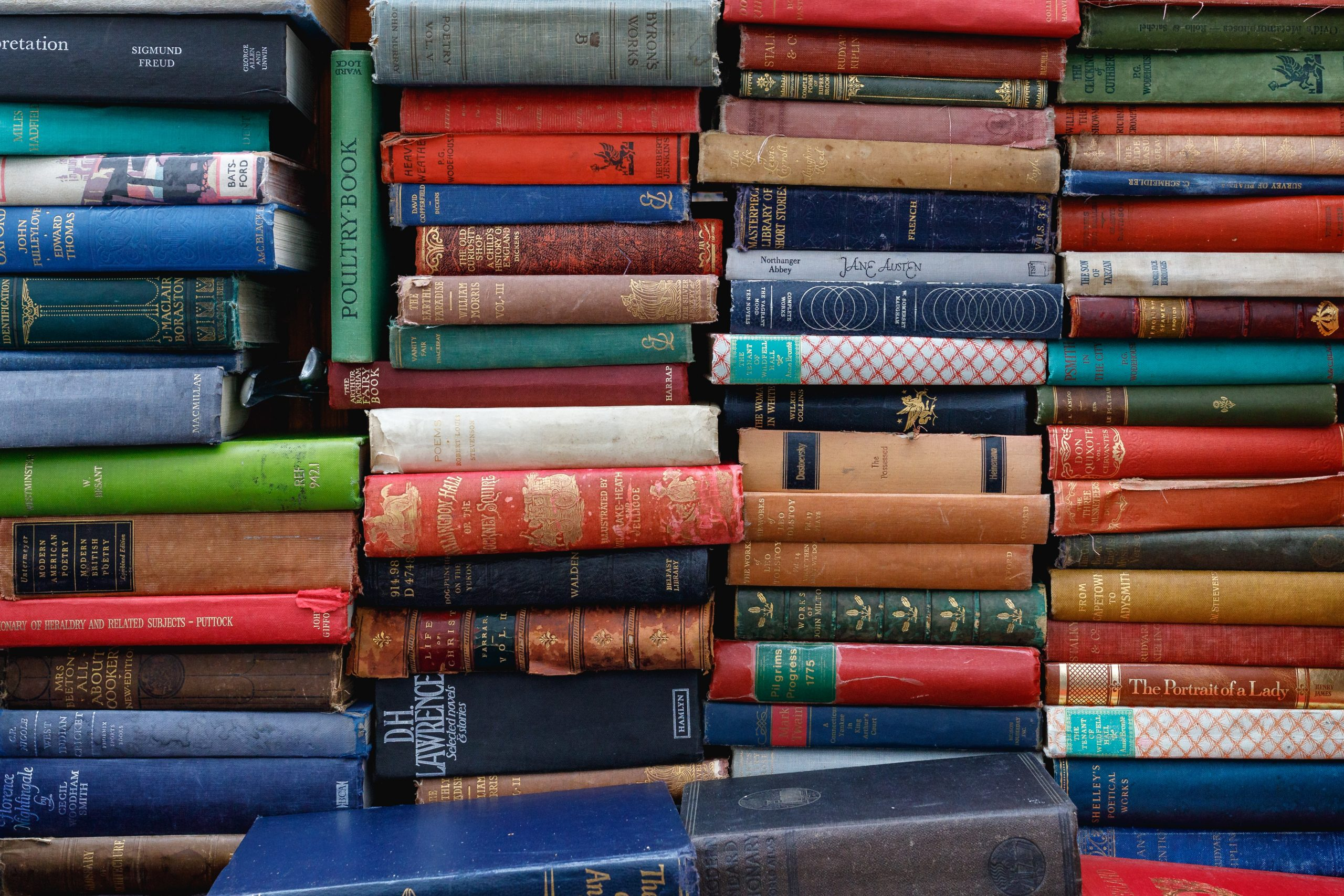 What's Not Protected: Copyright for Fiction Authors