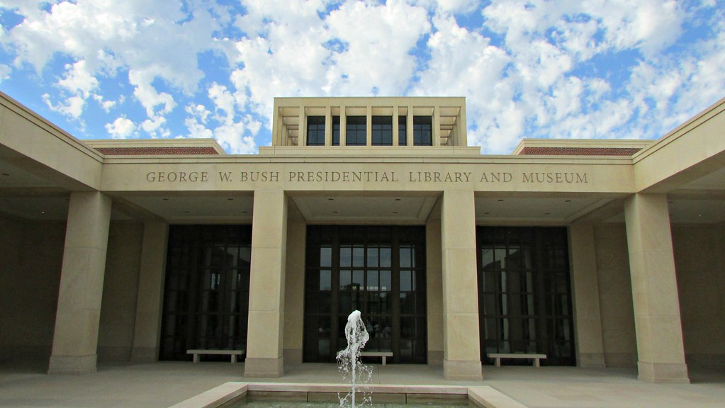 Presidential Libraries, Preservation, and Authorship